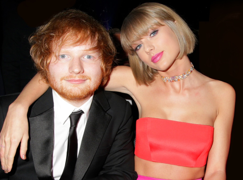 Taylor Swift's New Album Release Plans Revealed By Ed Sheeran?