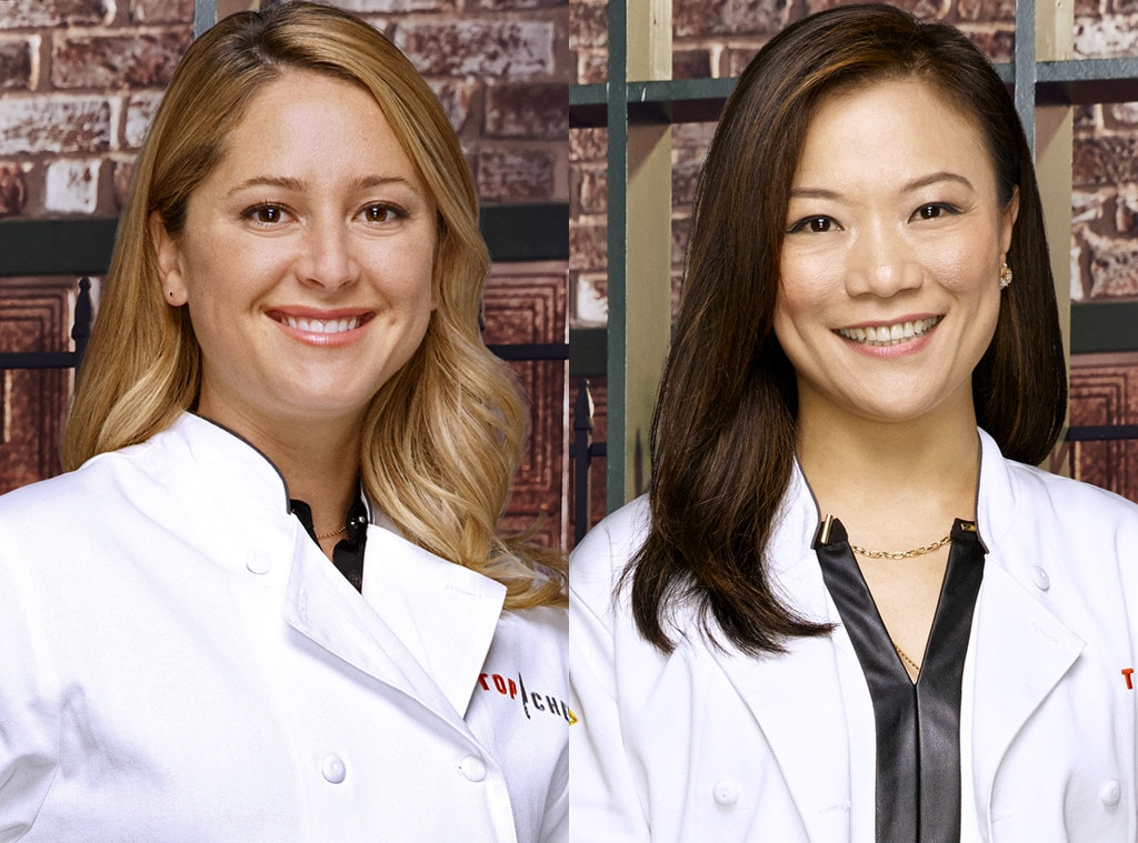 Shirley Chung, Brooke Williamson, Top Chef