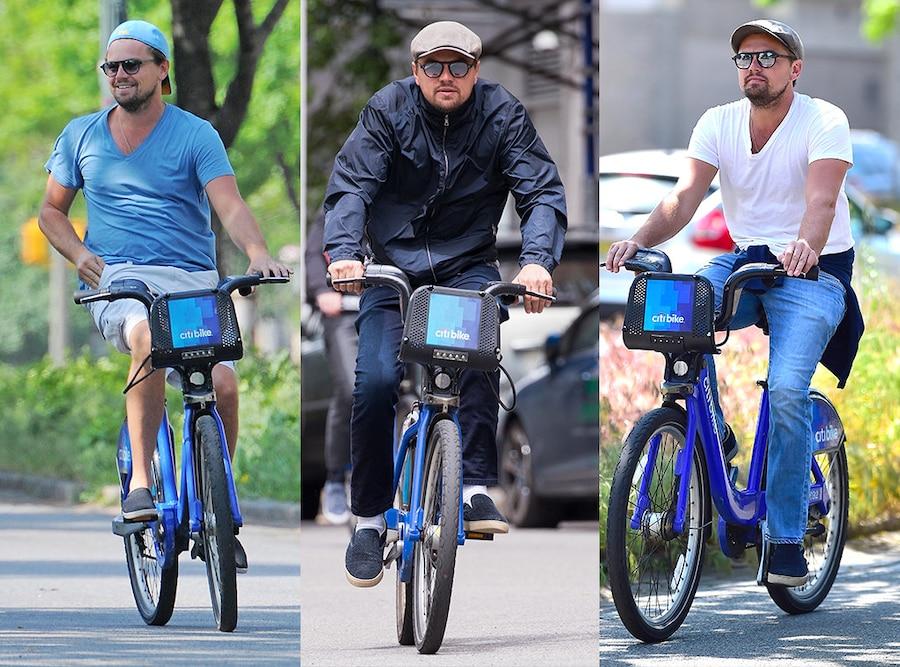 Leonardo DiCaprio, Bikes