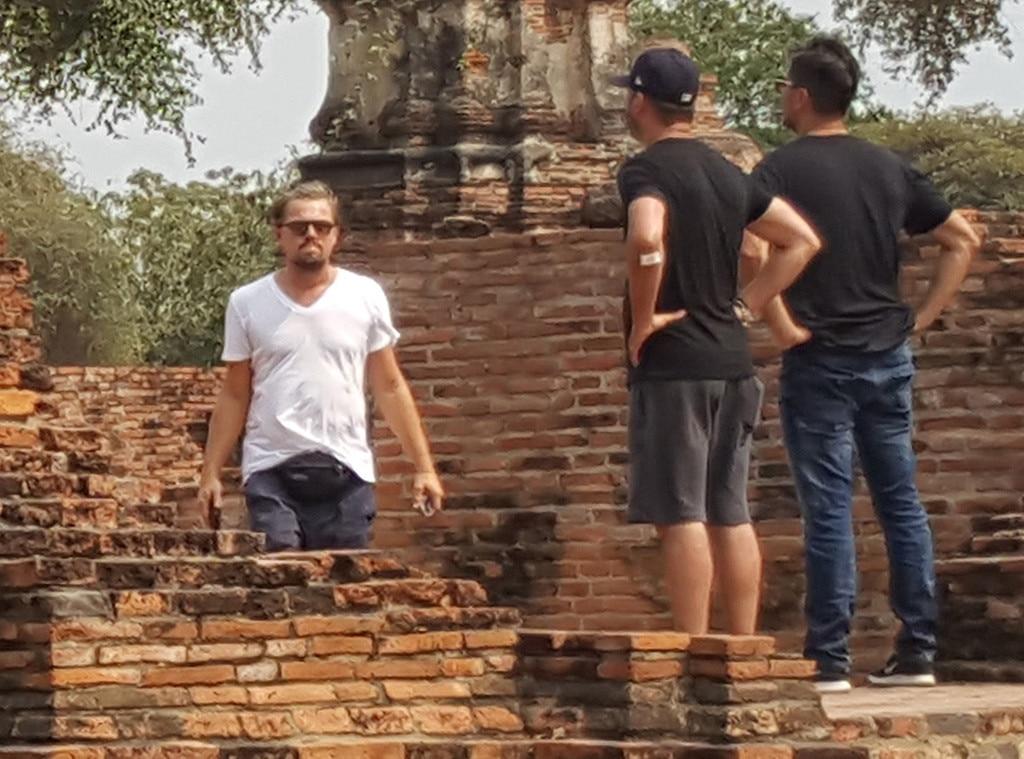 Leonardo DiCaprio, Fanny Pack