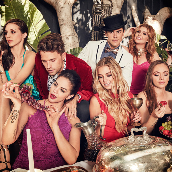 Whoa, Check Out <i>Vanderpump Rules</i>' Sexiest SUR Photo Shoot Ever