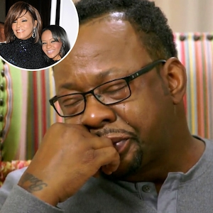 Whitney Houston, Bobbi Kristina Brown, Bobby Brown