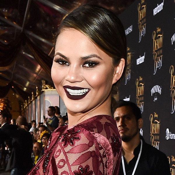 Chrissy Teigen, Beauty and the Beast