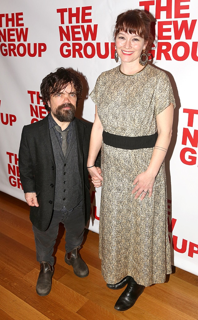 Image: Peter Dinklage and Erica Schmidt