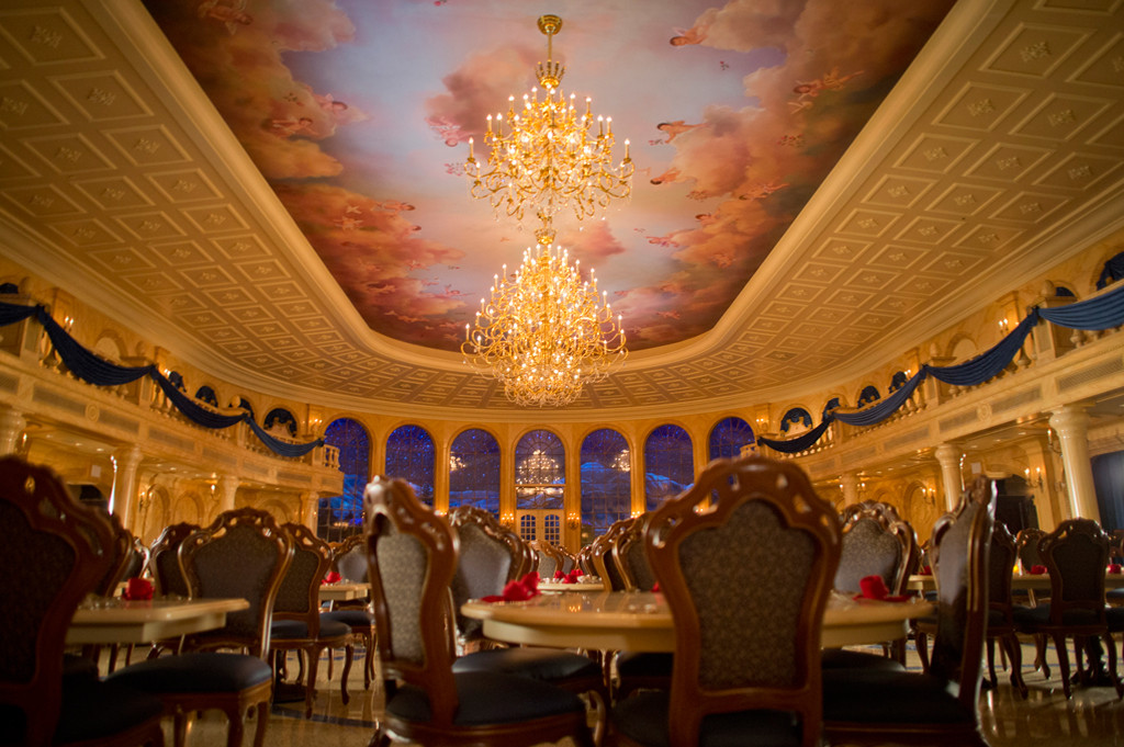 Be Our Guest restaurant, Magic Kingdom