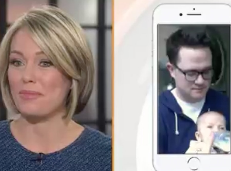 Dylan Dreyer, Brian Fichera, Today Show