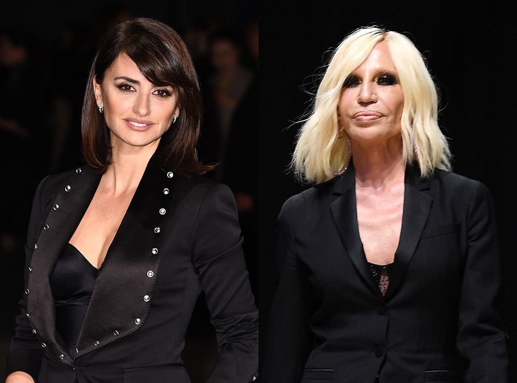 Penelope Cruz Will Play Donatella Versace in 'American Crime Story' Season 3