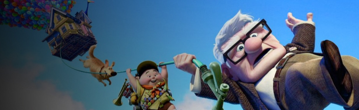 Up Movie, Teaser
