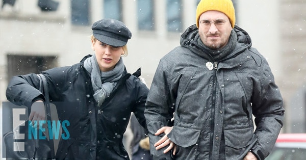 "Jennifer Lawrence And Darren Aronofsky's Private Relationship Is ""Getting Serious"""