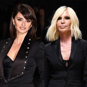 Penelope Cruz, Donatella Versace