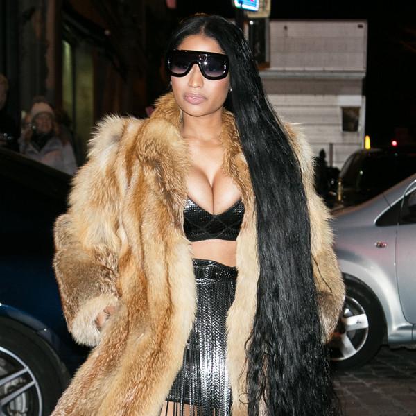 ESC: Nicki Minaj, Long Hair