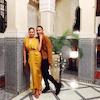ESC: Chrissy Teigen & John Legend in Marrakech, Decor