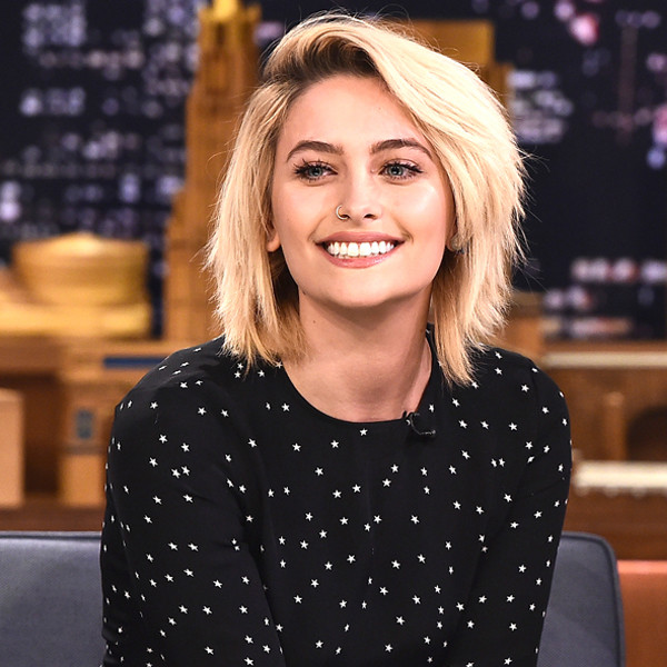 The Tonight Show Starring Jimmy Fallon, Paris Jackson