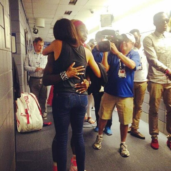 Serena Williams, Meghan Markle, Twitter