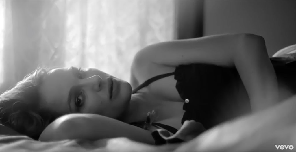 Natalie Portman, James Blake Music Video