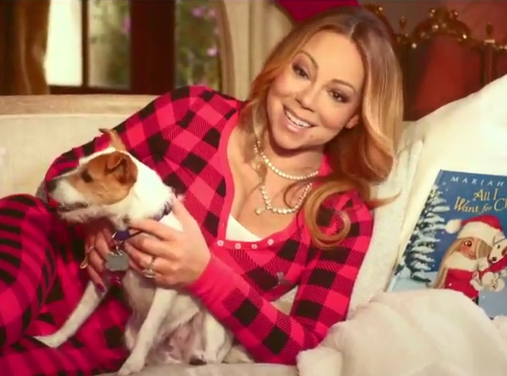 Mariah Carey Announces All I Want for Christmas Is You Movie and ...