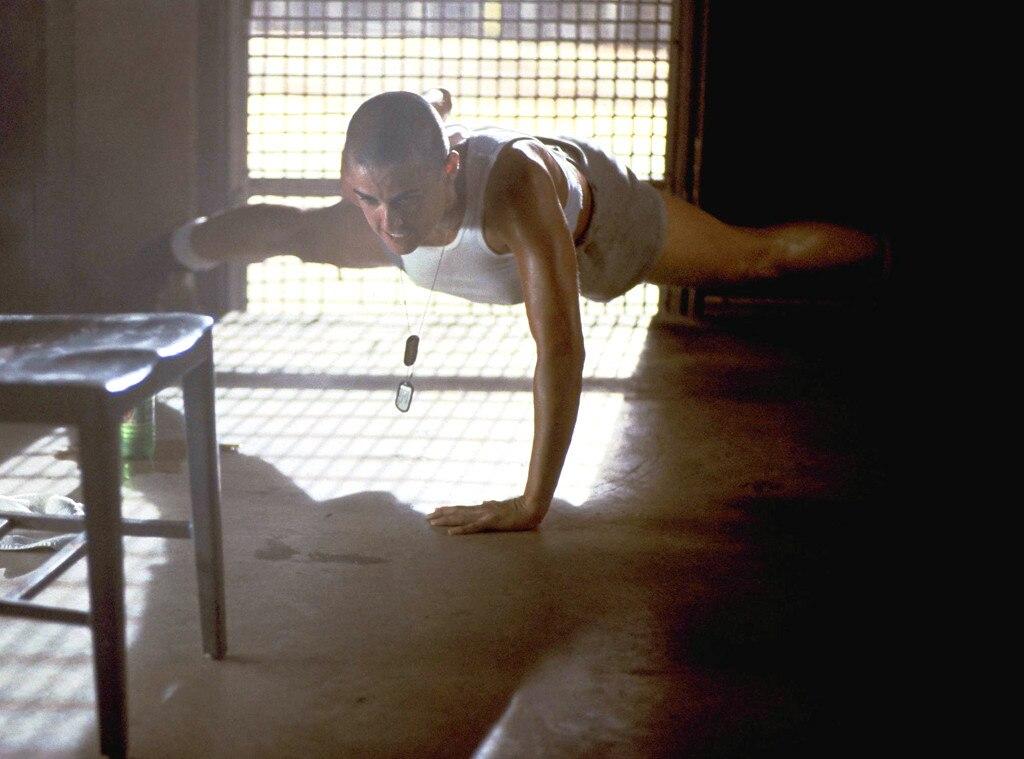 Demi Moore, G.I. Jane
