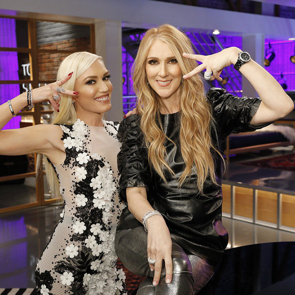 The Voice, Gwen Stefani, Celine Dion