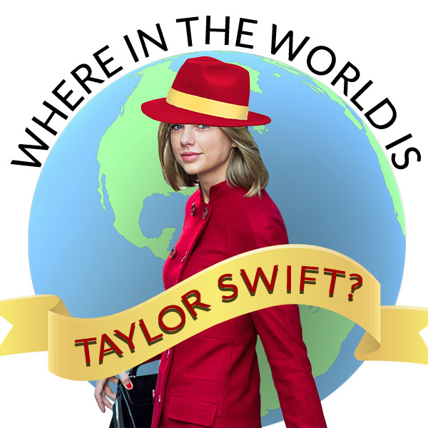 Where is Taylor Swift
