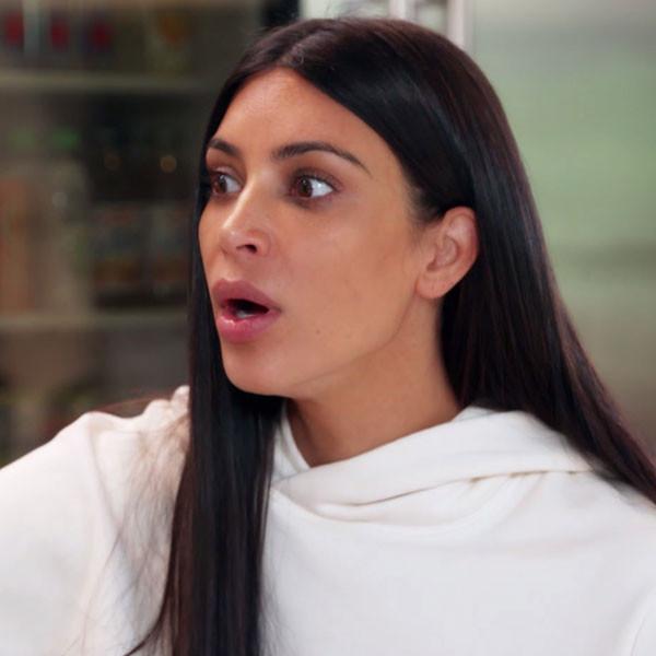 Kim Kardashian, KUWTK 1303