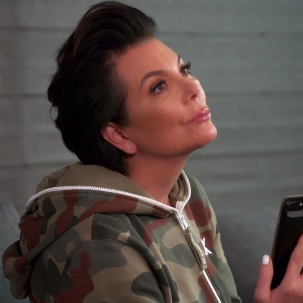 Kris Jenner, KUWTK 1303