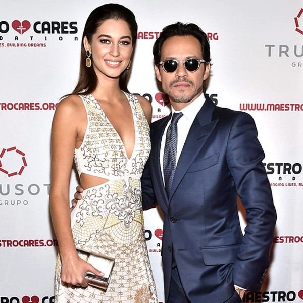 Mariana Downing, Marc Anthony
