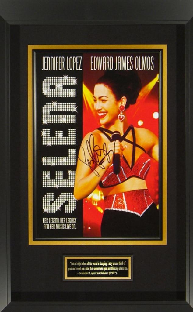 Selena Movie Poster