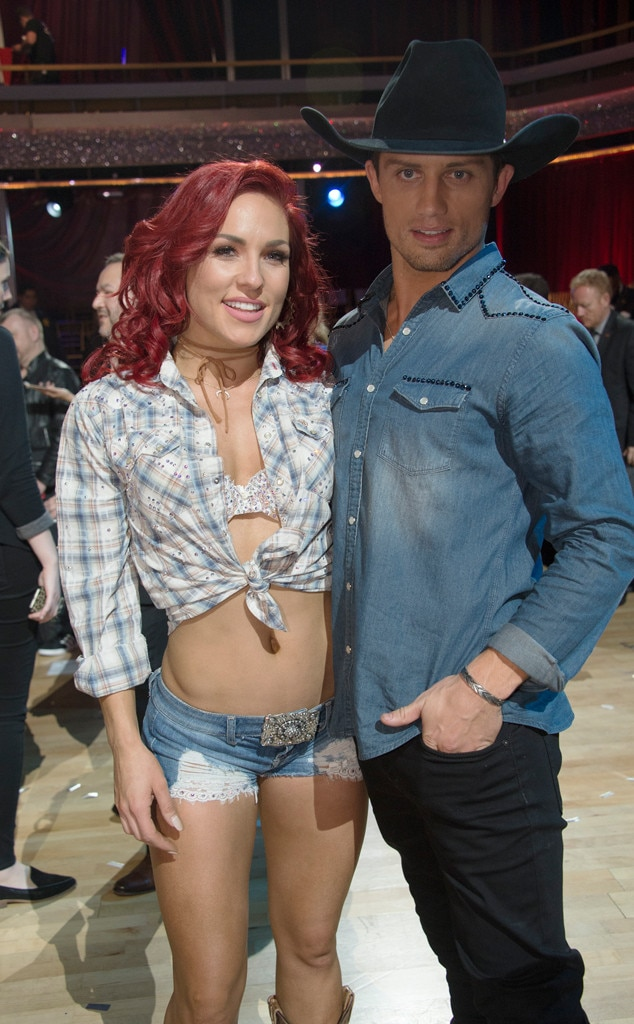 """Sharna Burgess Shuts Down Dancing With The Stars """"Handgate"""": Bonner Bolton Was """"So Embarrassed"""""""