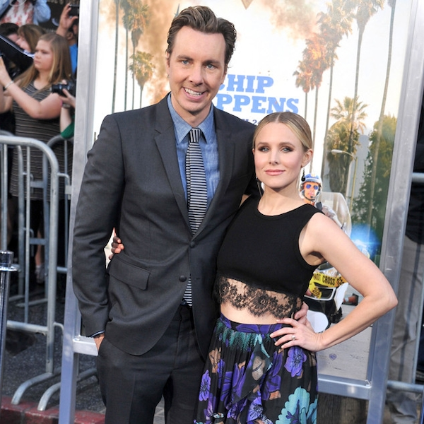 Happily ever after from kristen bell and dax shepard for Dax shepard and kristen bell wedding