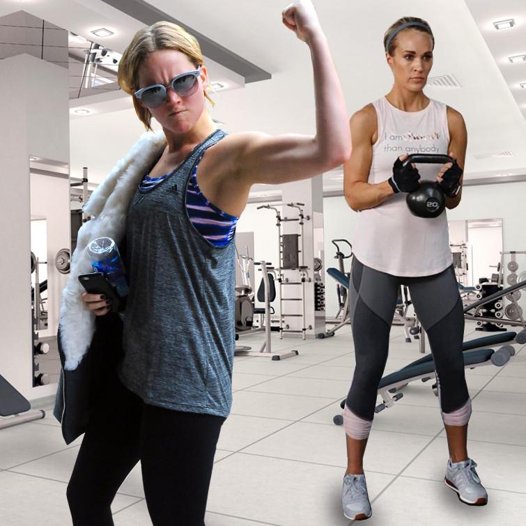 Hot Bodies Week. Kate Upton, Jennifer Lawrence, Carrie Underwood