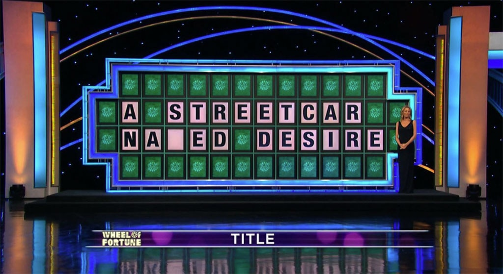 Wheel of Fortune Fail