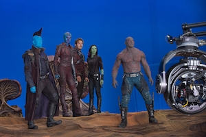 Guardians of the Galaxy Vol. 2, BTS