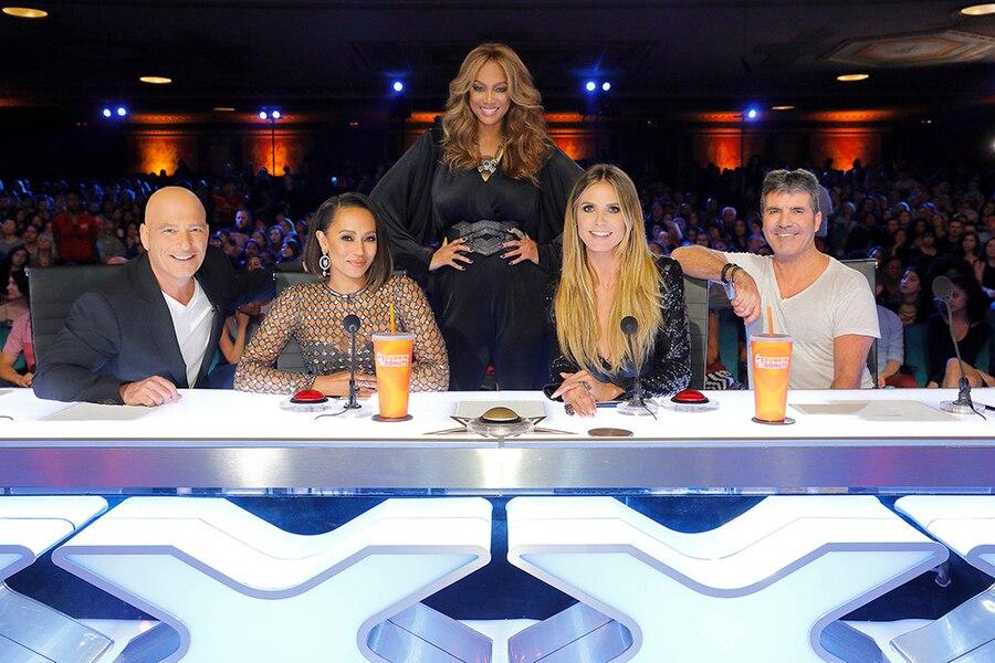 America's Got Talent, Tyra Banks