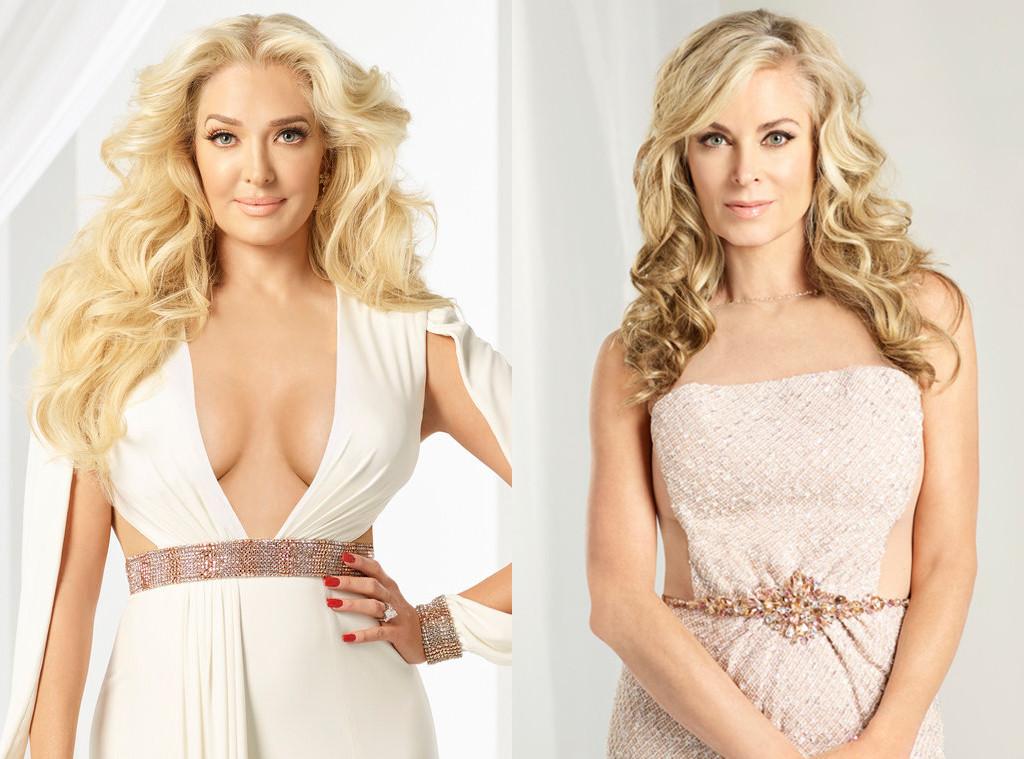 The Real Housewives of Beverly Hills, Season 7, RHOBH, Erika Girardi, Eileen Davidson