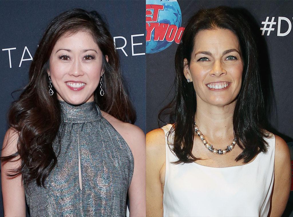 Kristi Yamaguchi, Nancy Kerrigan