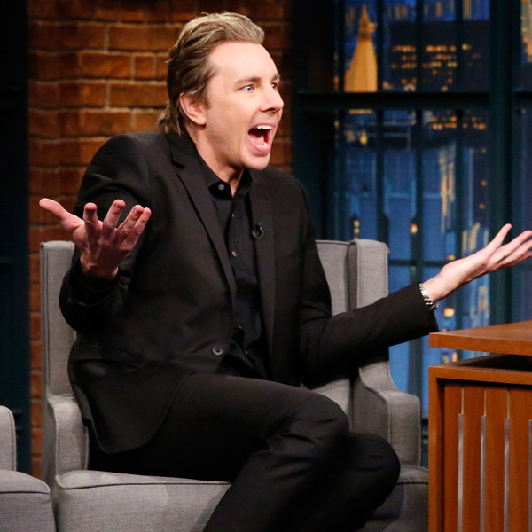 Dax Shepard, Late Night With Seth Meyers