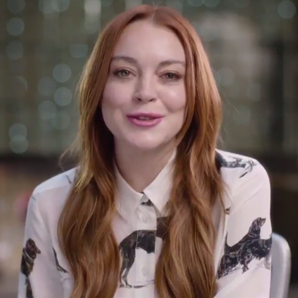 Lindsay Lohan, The Anti Social Network