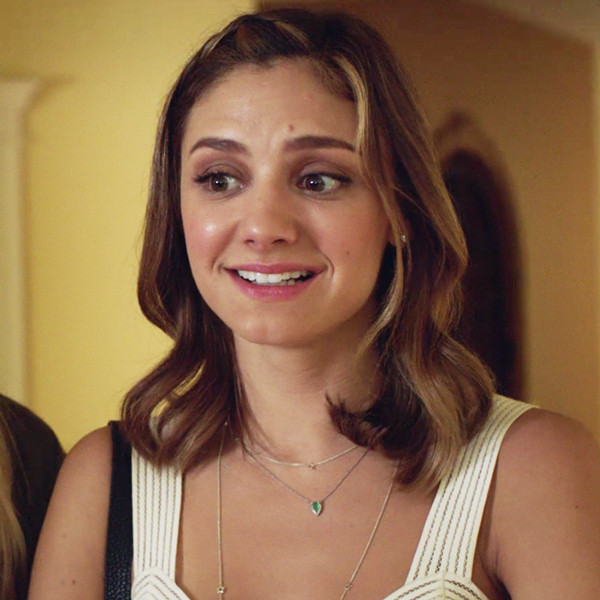 Christine Evangelista, The Arrangement, The Arrangement 104
