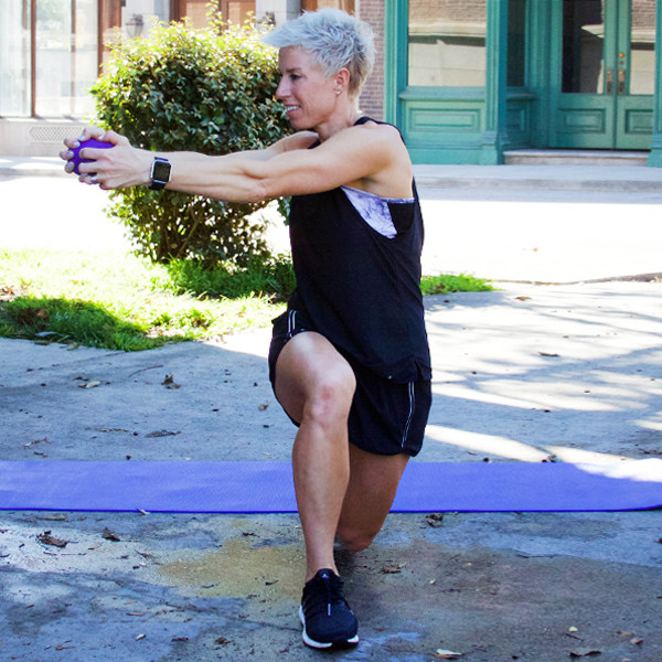 ESC: Erin Oprea Love Handle Workout