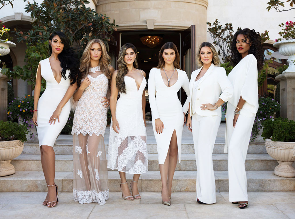 Second Wives Club Cast