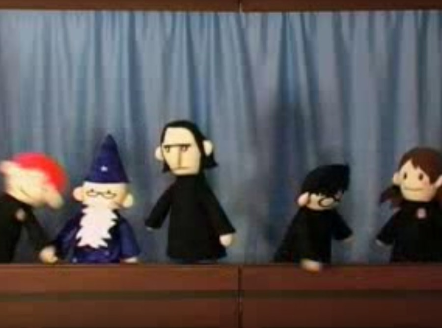 The Potter Puppet Pals
