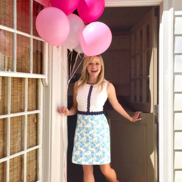 Reese Witherspoon, Birthday