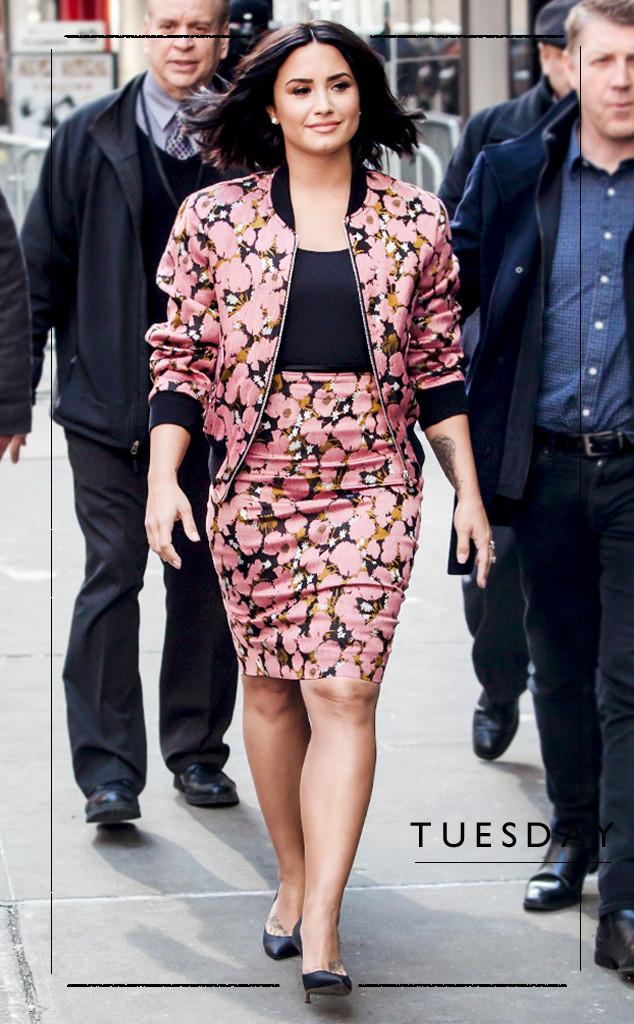 ESC: 5 Days, Demi Lovato