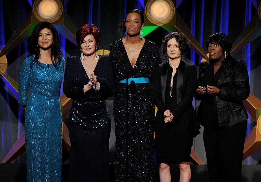The Talk, Daytime Emmy Awards 2012