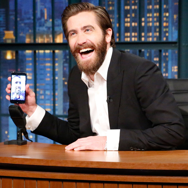 Jake Gyllenhaal, Late Night With Seth Meyers