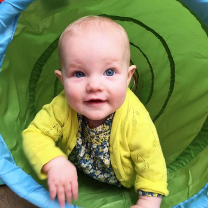 James Van Der Beek, Baby, Emilia, Daughter