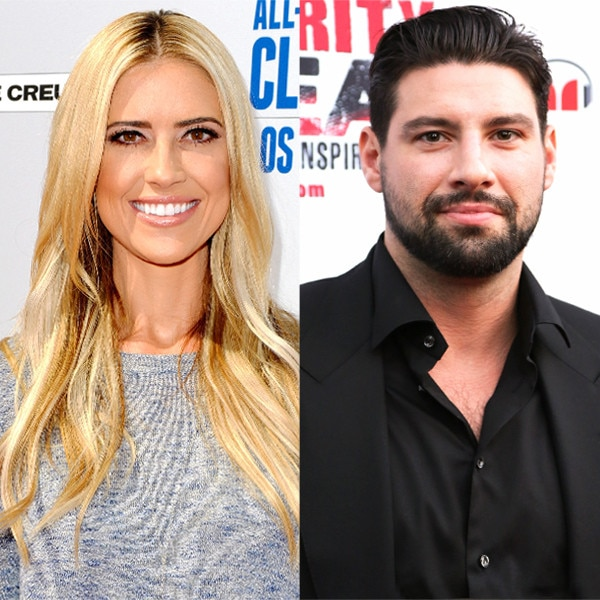 christina el moussa is dating hunky hockey player nate thompson e news - Tarek El Moussa Parents