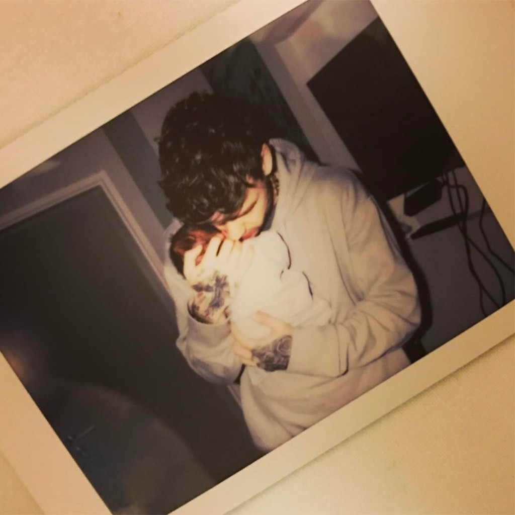 Liam Payne, Instagram