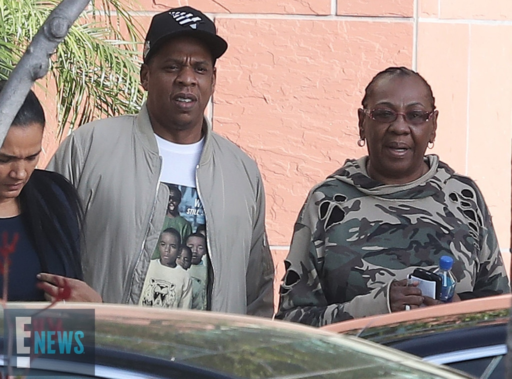Beyonce, Jay-Z, Mother