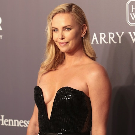 Watch Now Charlize Theron Loves Her Naughty New Nickname